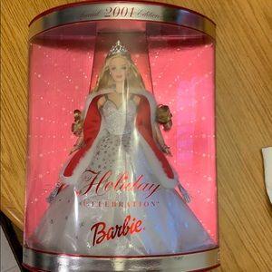 Holiday Barbie 2001